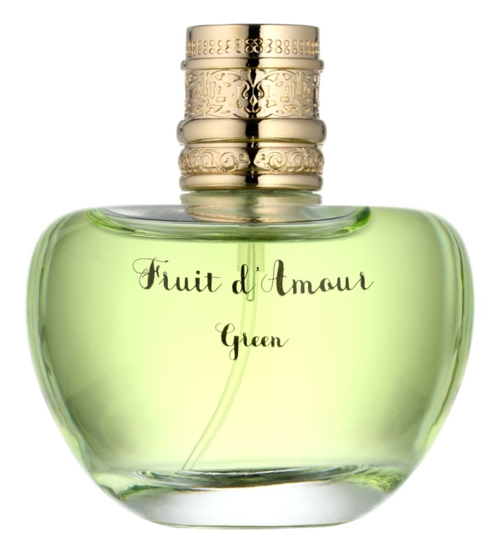 Emanuel Ungaro Fruit d'Amour Green Eau de Toilette for Women 100 ml