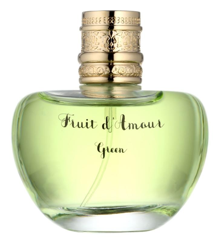 Emanuel Ungaro Fruit d'Amour Green toaletná voda pre ženy 100 ml