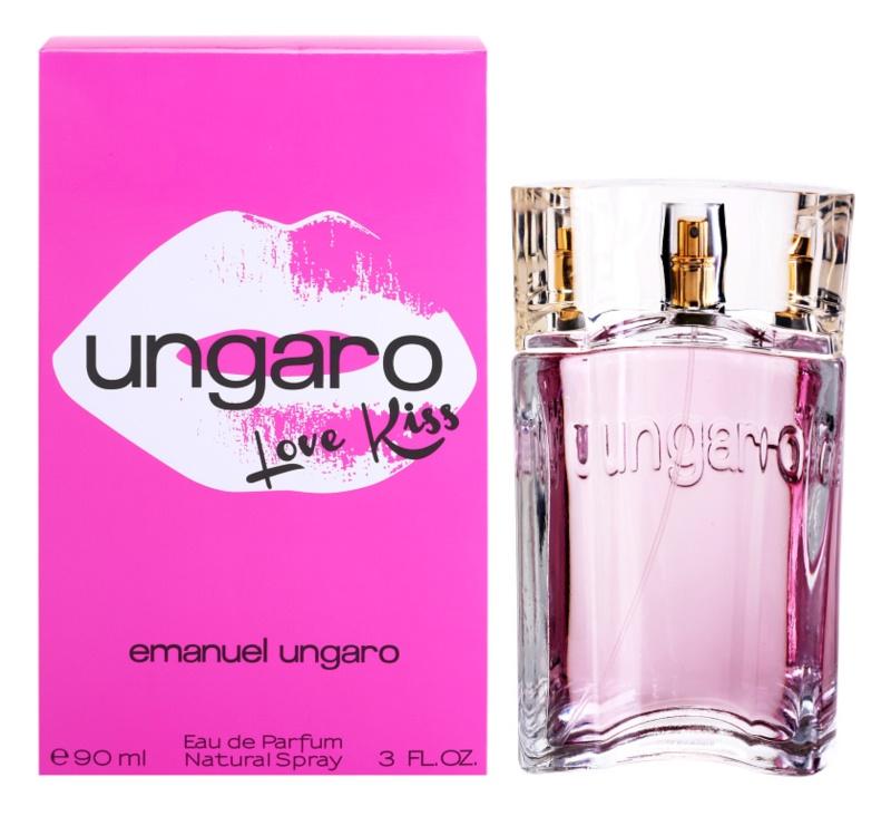 Emanuel Ungaro Ungaro Love Kiss eau de parfum pentru femei 90 ml