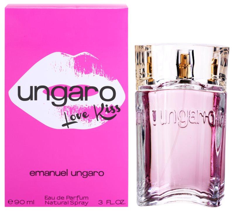 Emanuel Ungaro Ungaro Love Kiss parfémovaná voda pro ženy 90 ml