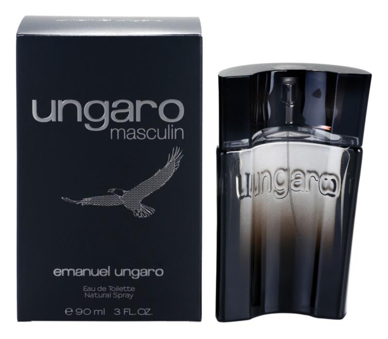 Emanuel Ungaro Ungaro Masculin eau de toilette per uomo 90 ml