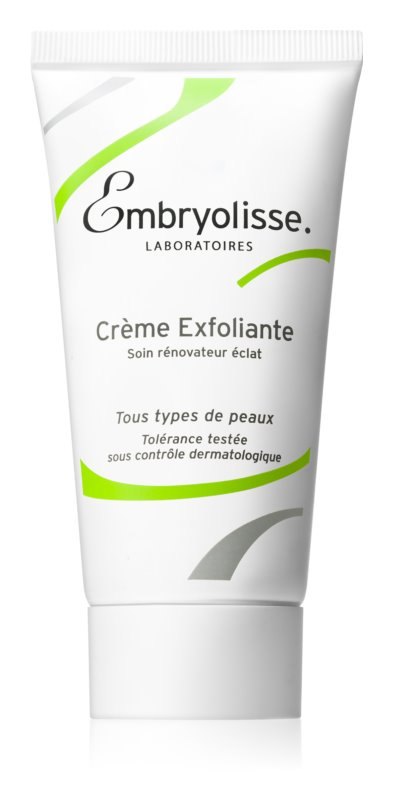 Embryolisse Cleansers and Make-up Removers exfoliante en crema para iluminar la piel
