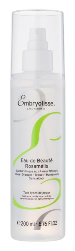 Embryolisse Cleansers and Make-up Removers květinové pleťové tonikum ve spreji