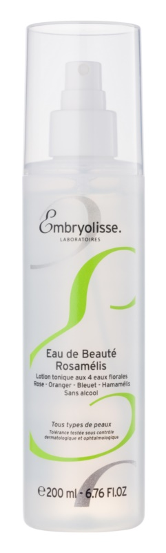 Embryolisse Cleansers and Make-up Removers lotion tonique visage aux fleurs en spray