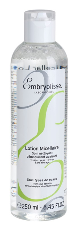 Embryolisse Cleansers and Make-up Removers micellás víz normál és száraz, érzékeny bőrre