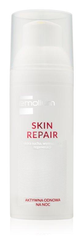 Emolium Skin Repair obnovujúci nočný krém s regeneračným účinkom pre suchú pleť