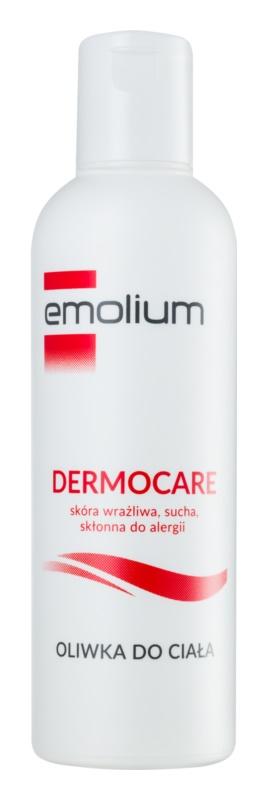 Emolium Body Care Dermocare Body Oil for Children from Birth