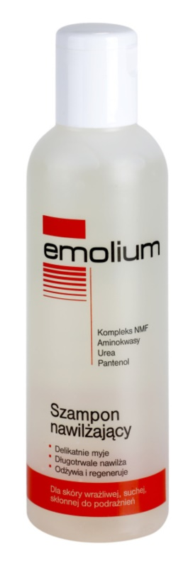 Emolium Hair Care Moisturizing Shampoo For Dry And Sensitive Scalp