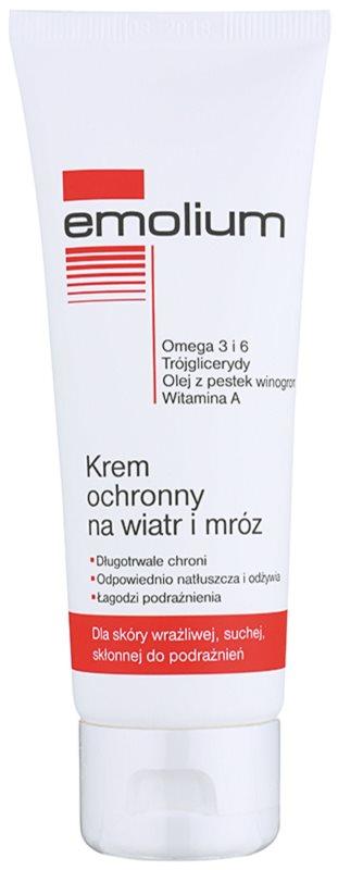 Emolium Skin Care ochranný krém proti chladu a vetru