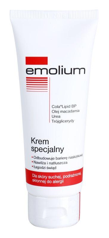 Emolium Skin Care speciális krém a száraz és irritált bőrre