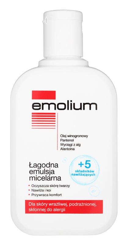 Emolium Skin Care Cleansing Micellar Lotion For Sensitive And Allergic Skin