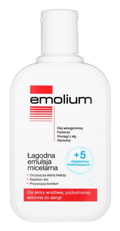 Emolium Skin Care émulsion micellaire nettoyante  pour peaux sensibles et allergiques