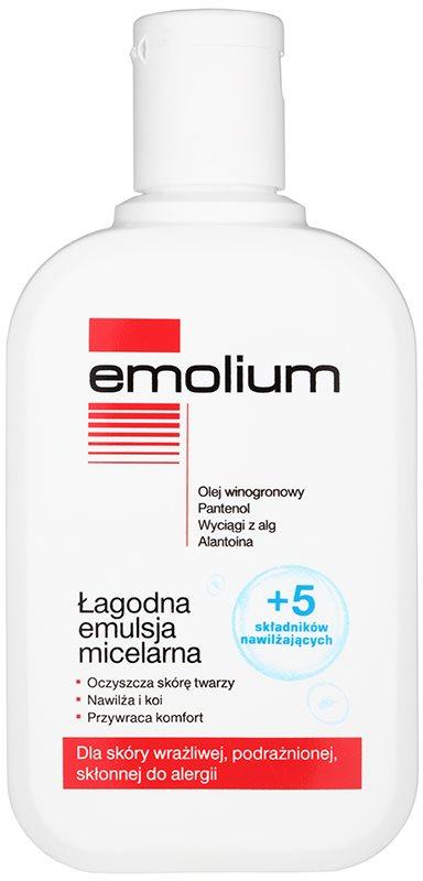 Emolium Skin Care micelární čisticí emulze pro citlivou a alergickou pleť