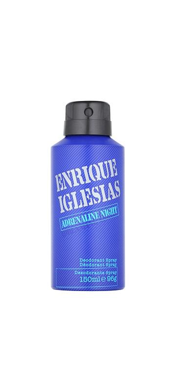 Enrique Iglesias Adrenaline Night desodorante en spray para hombre 150 ml