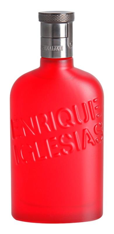 Enrique Iglesias Adrenaline Eau de Toilette for Men 100 ml