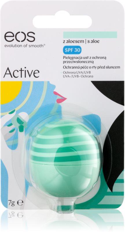 EOS Active balzam za ustnice SPF 30