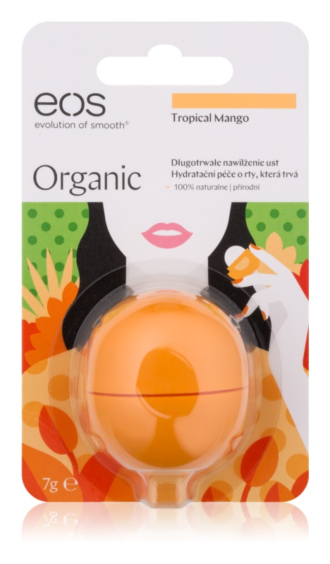 EOS Tropical Mango balsam de buze