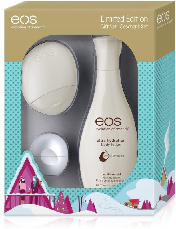 EOS Vanilla Orchid darčeková sada III.
