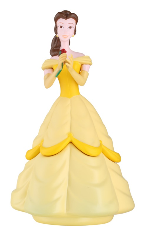 EP Line Disney hercegnők 3D Bella tusoló- és fürdőgél