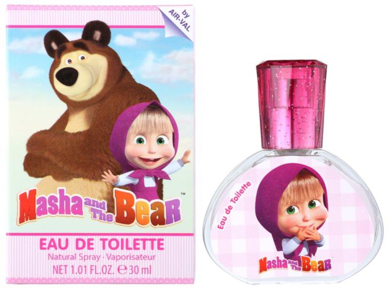 EP Line Masha and The Bear woda toaletowa dla dzieci 30 ml