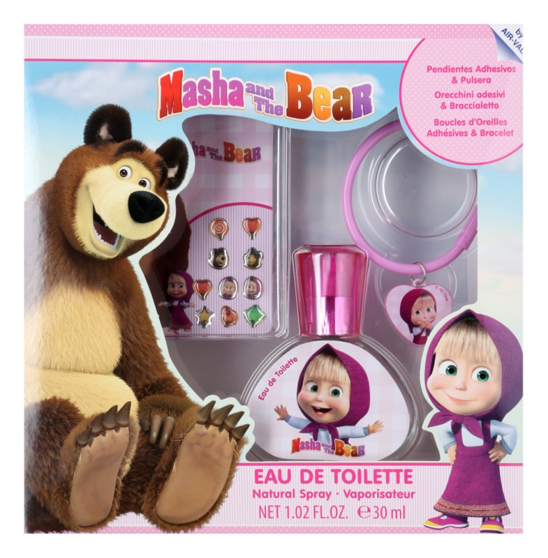 EP Line Masha and The Bear confezione regalo I.