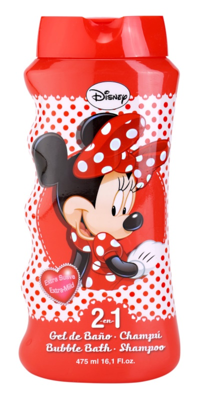 EP Line Disney Minnie Mouse gel de dus si sampon 2in1