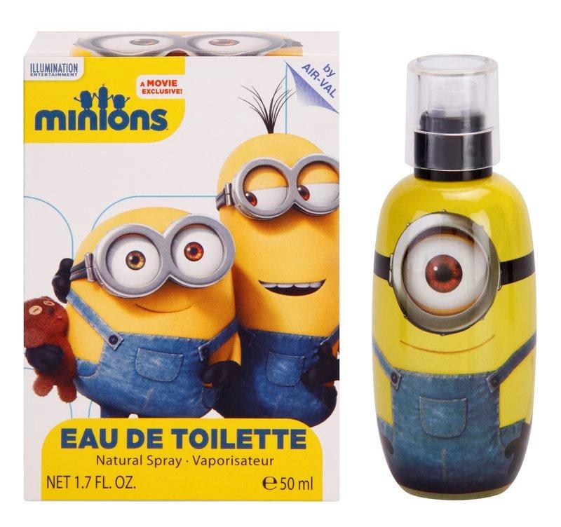 EP Line Minions eau de toilette pentru copii 50 ml