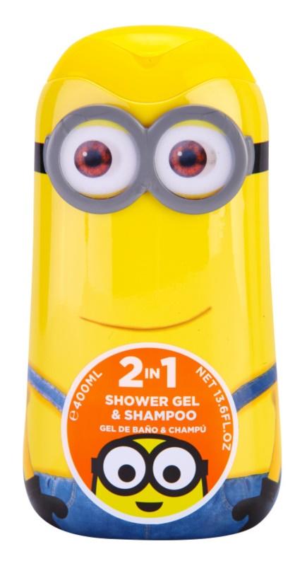 EP Line Minionki Minions żel i szampon pod prysznic 2 w 1
