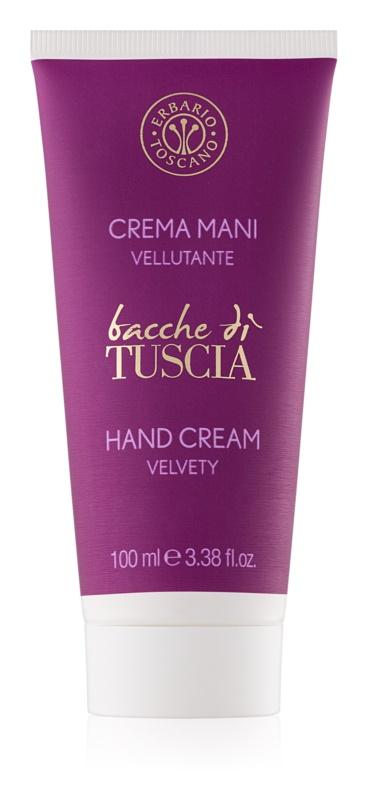 Erbario Toscano Crema Mani vlažilna krema za roke