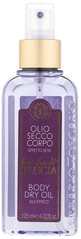 Erbario Toscano Bacche di Tuscia suchý tělový olej