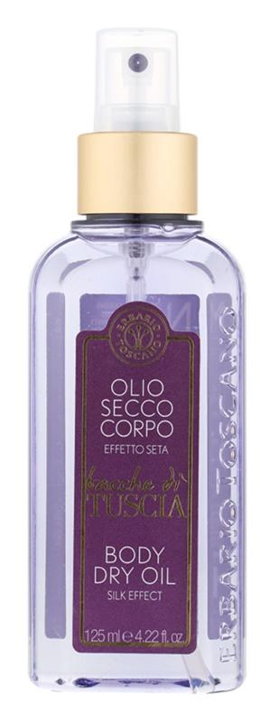 Erbario Toscano Bacche di Tuscia суха олійка для тіла