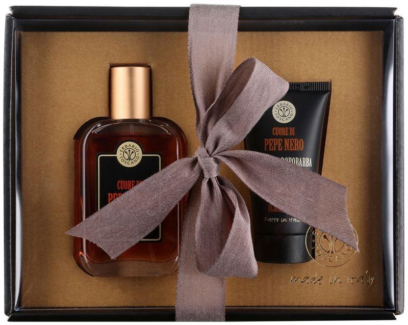 Erbario Toscano Black Pepper Gift Set III.