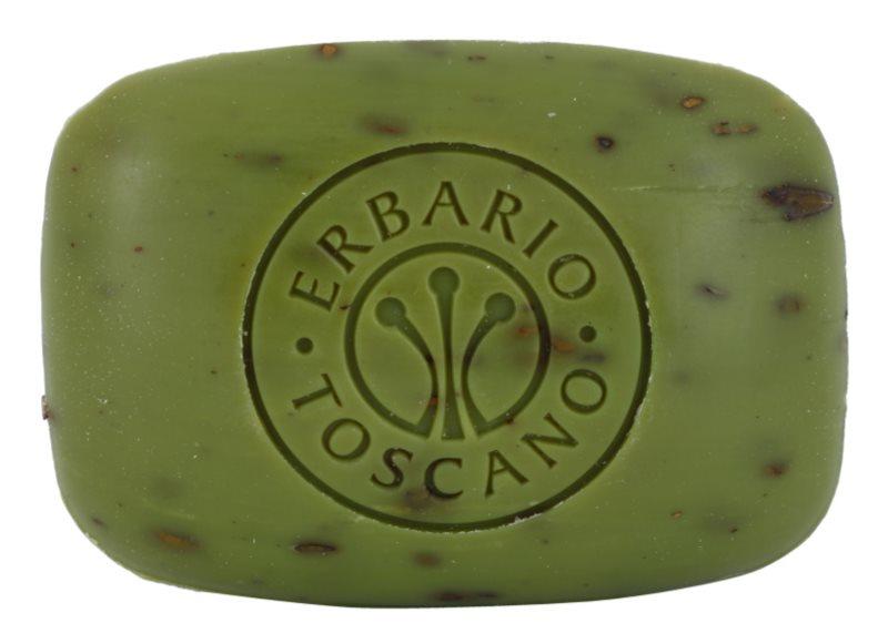 Erbario Toscano Elisir D'Olivo sabonete sólido com azeite
