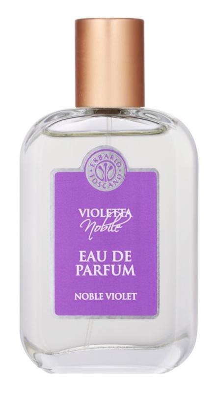 Erbario Toscano Noble Violet Eau de Parfum voor Vrouwen  50 ml