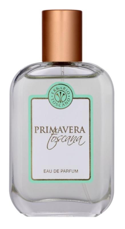 Erbario Toscano Primavera Toscana parfémovaná voda pro ženy 50 ml