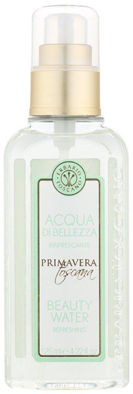 Erbario Toscano Primavera Toscana apă parfumată de corp, cu efect răcoritor