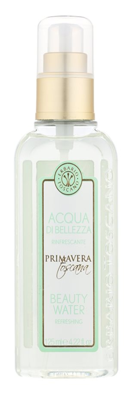Erbario Toscano Primavera Toscana parfumirana voda za telo z osvežilnim učinkom