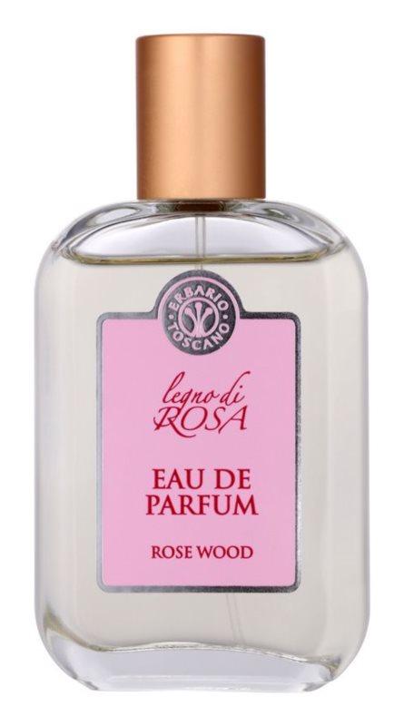 Erbario Toscano Rose Wood Eau de Parfum für Damen 50 ml