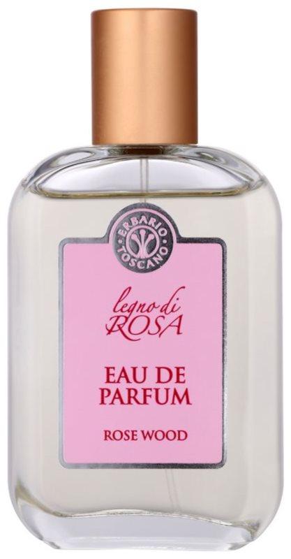 Erbario Toscano Rose Wood eau de parfum pour femme 50 ml