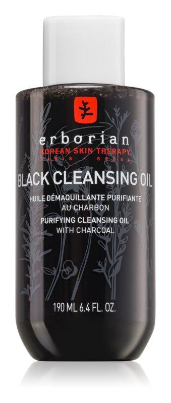 Erborian Charcoal detoxikačný čistiaci olej