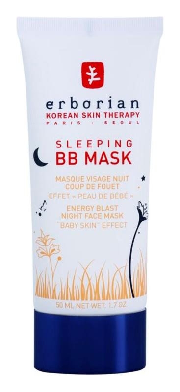 Erborian BB Sleeping Mask maseczka na noc dla doskonałej skóry
