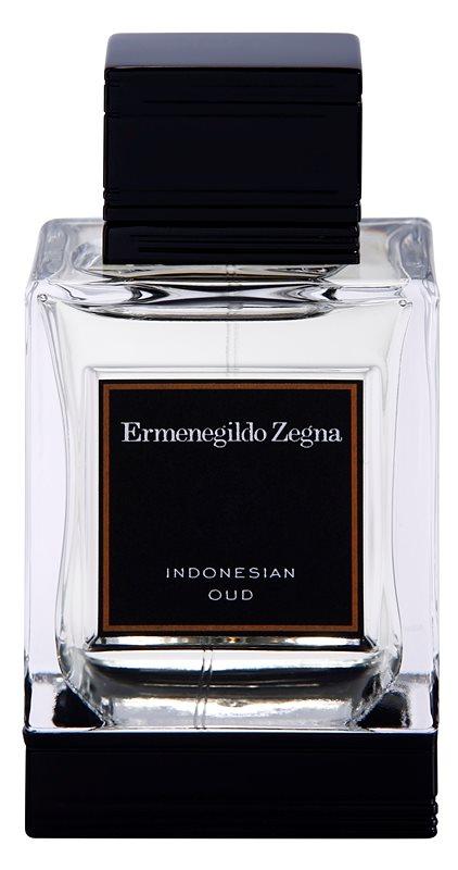 Ermenegildo Zegna Essenze Collection: Indonesian Oud Eau de Toilette für Herren 125 ml