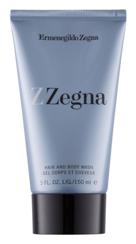 Ermenegildo Zegna Z Zegna Douchegel voor Mannen 150 ml