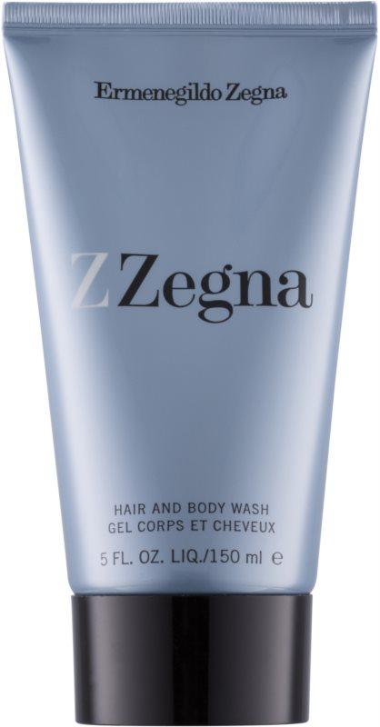 Ermenegildo Zegna Z Zegna gel douche pour homme 150 ml