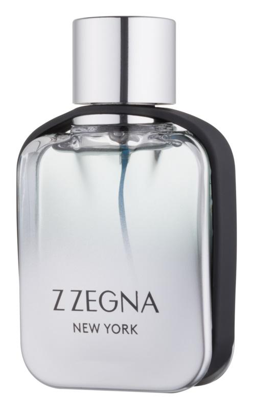 Ermenegildo Zegna Z Zegna New York toaletní voda pro muže 50 ml