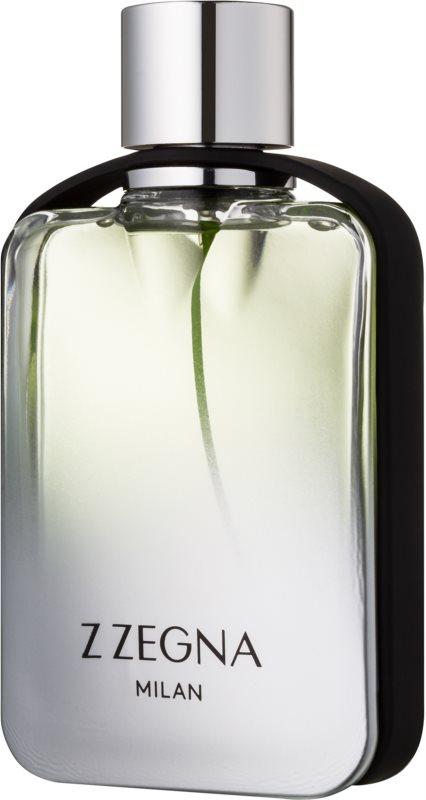 Ermenegildo Zegna Z Zegna Milan eau de toilette pour homme 100 ml