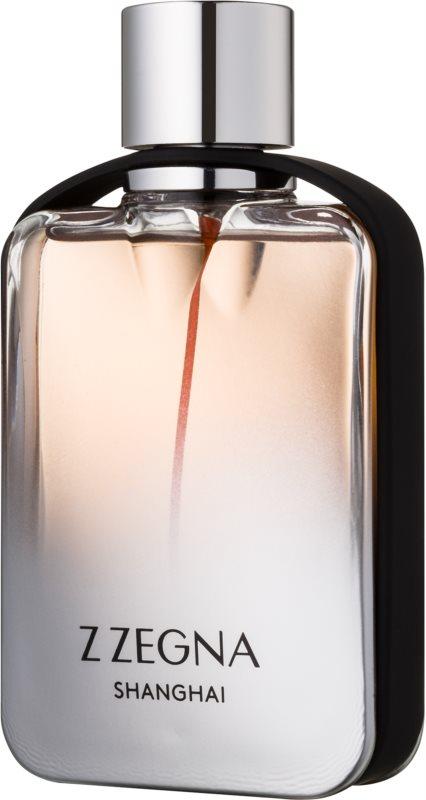 Ermenegildo Zegna Z Zegna Shanghai Eau de Toilette for Men 100 ml