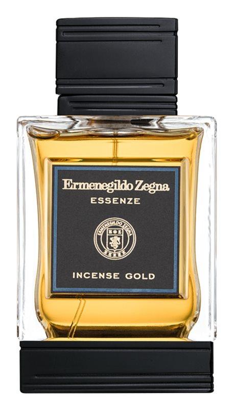 Ermenegildo Zegna Essenze Collection: Incense Gold toaletní voda pro muže 125 ml