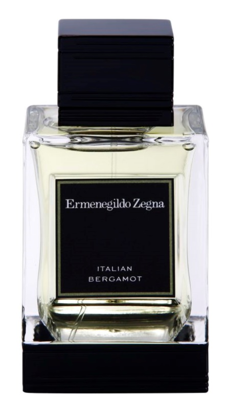 Ermenegildo Zegna Essenze Collection: Italian Bergamot toaletní voda pro muže 125 ml