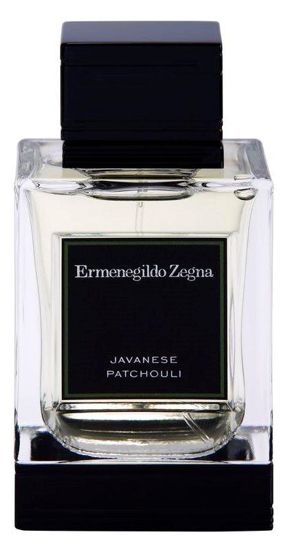 Ermenegildo Zegna Essenze Collection: Javanese Patchouli Eau de Toilette for Men 125 ml